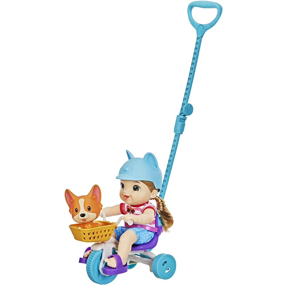 Baby Alive Littles, Roll 'n Pedal Trike  Image#1