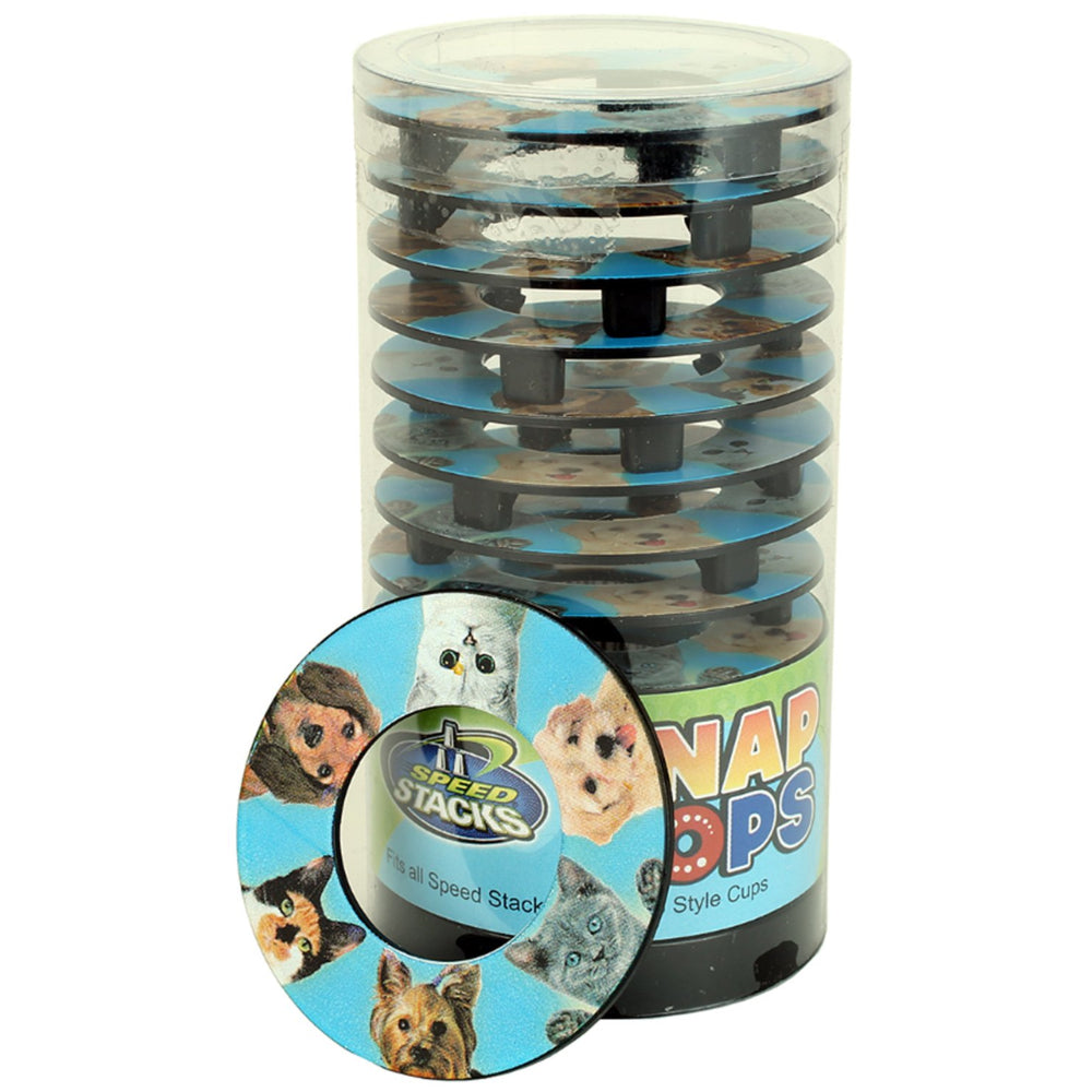 Speed Stacks Disc Set Pet Peeve