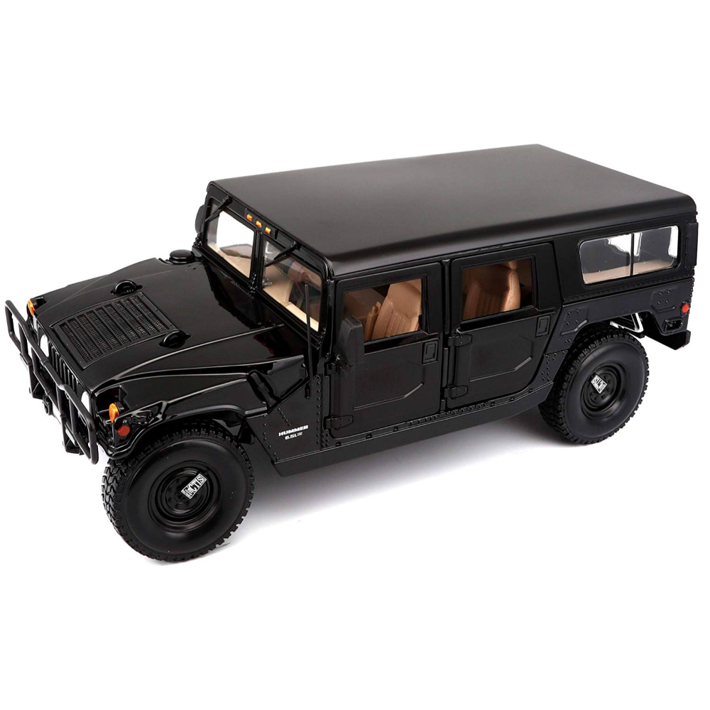 Maisto 1:18 Hummer 4-Door Wagon Premier Edition