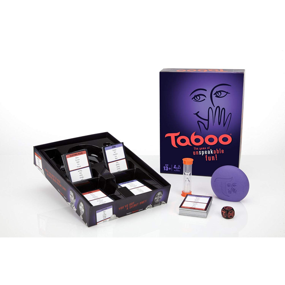 Taboo The Game Of Unspeakable Fun  Image#2
