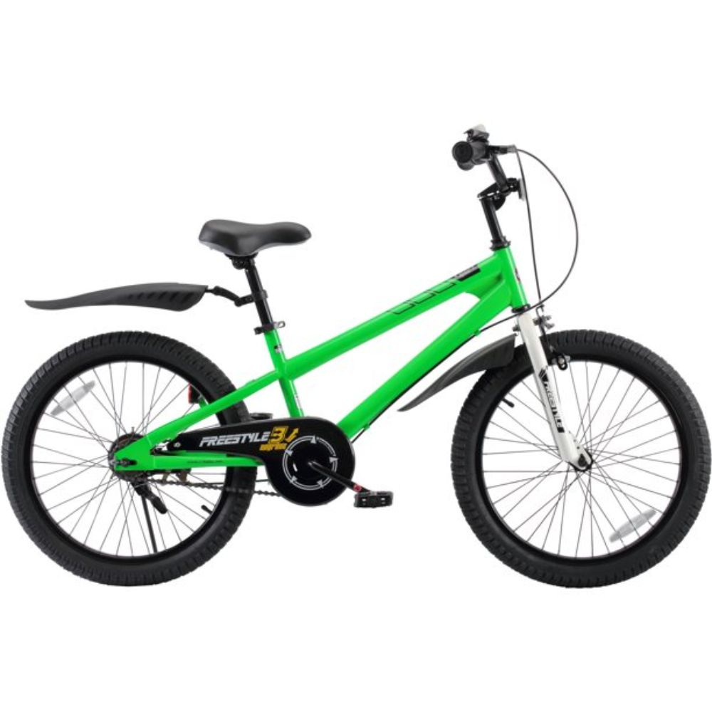 Royal Baby Freestyle Bicycle 20 Inch Green