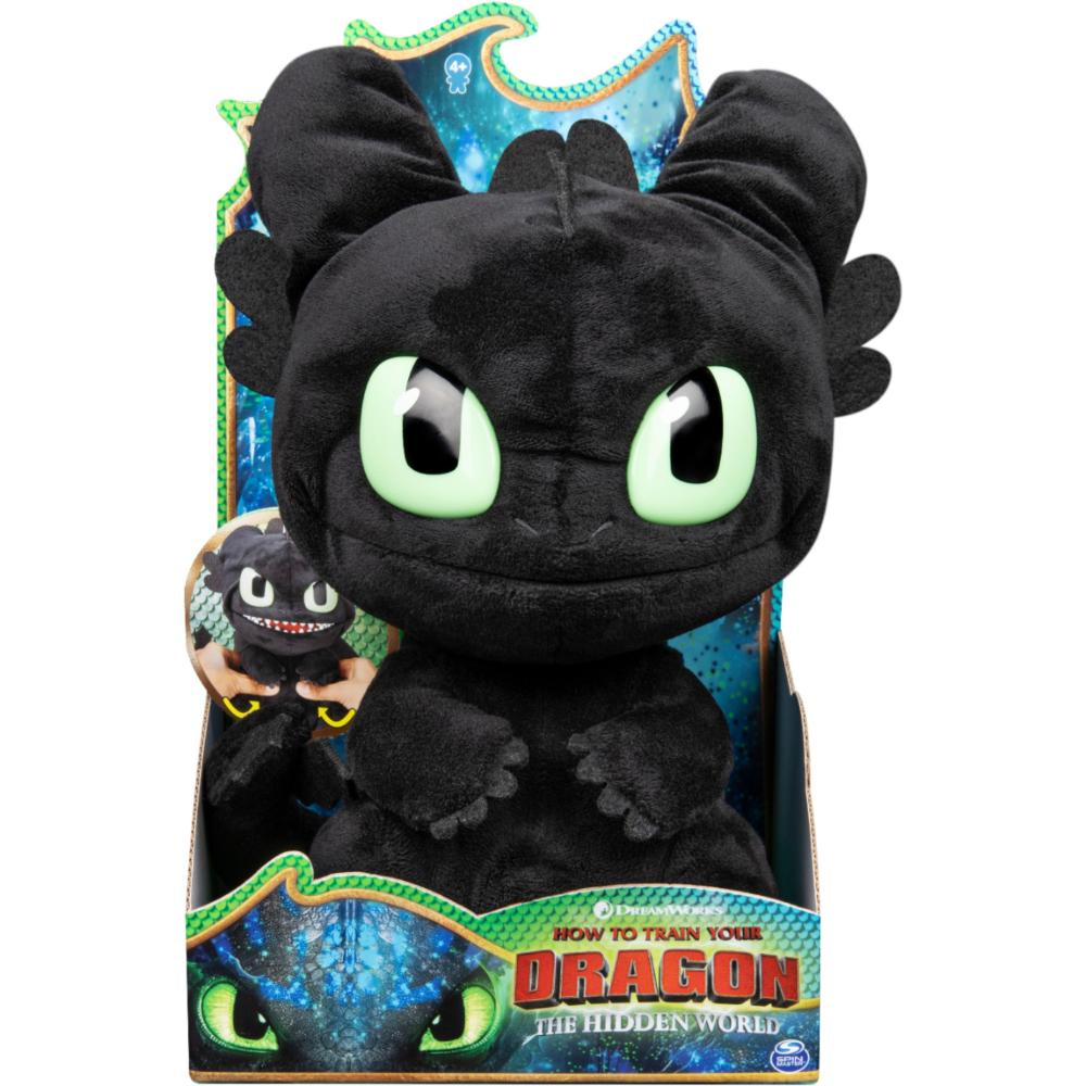 Dragons Squeeze & Roar Toothless