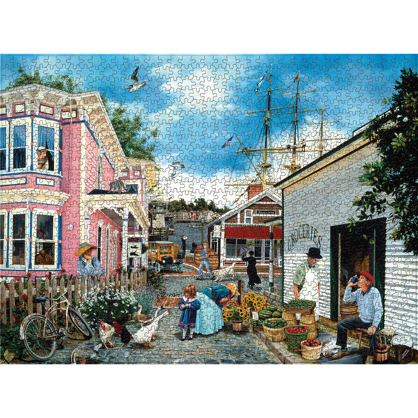 Jigsaw Puzzle 1000 Pieces World Famous Oil Painting
