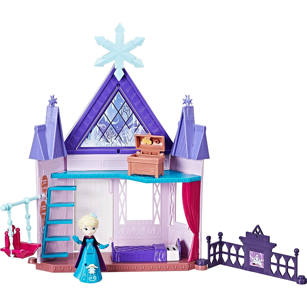 Frozen Sd Royal Chambers Playset