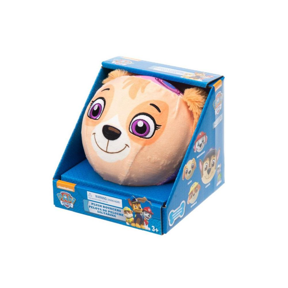 Paw Patrol Plush Bouncing Ball Skye