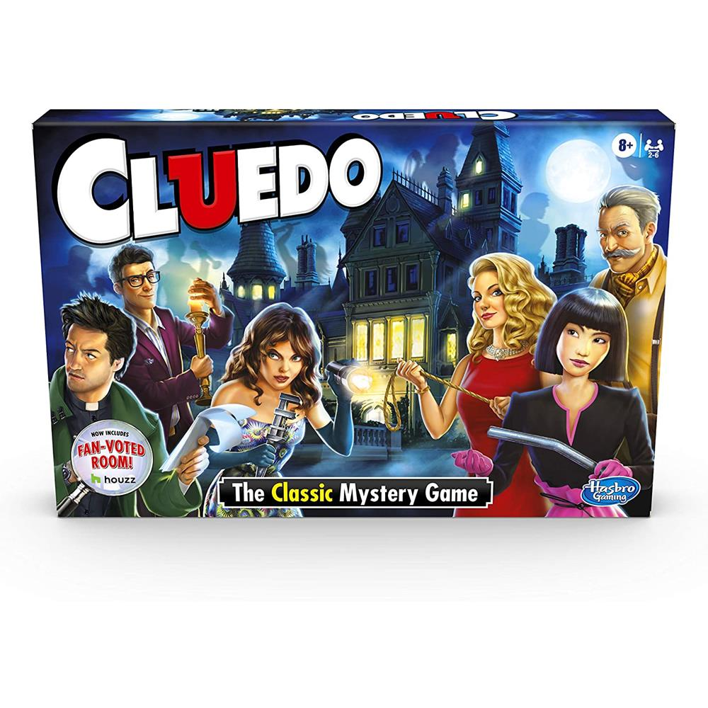 Clue Cluedo The Classic Mystery Game  Image#1