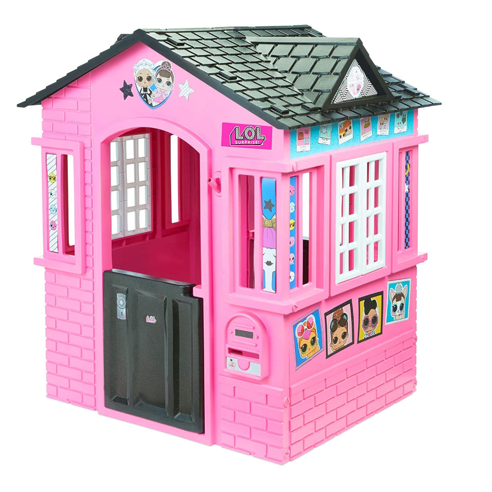 L.O.L Surprise Cottage Playhouse With Glitter