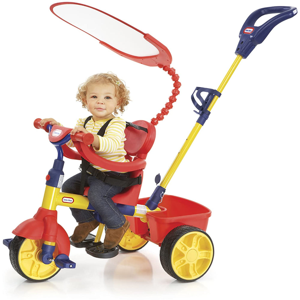 Little Tikes-4-in-1 Trike (Primary)