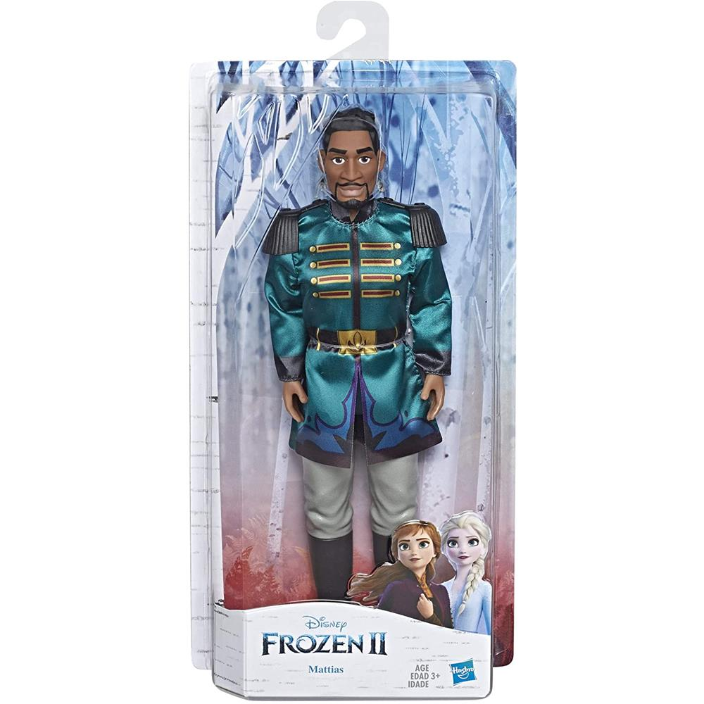 Frozen Mattias Fashion Doll with Removable Shirt  Image#3