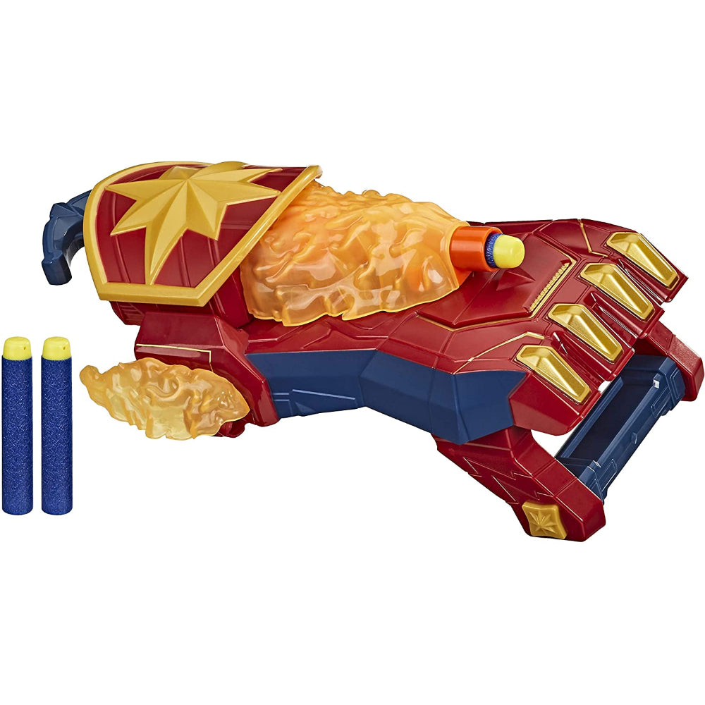 Nerf Avengers Power Moves Role Play Captain Marve  Image#1