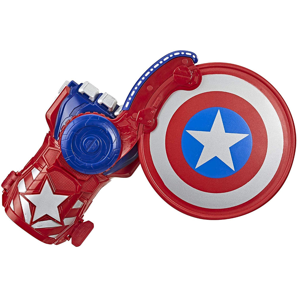 Nerf Avengers Power Moves Role Play Captain America  Image#1
