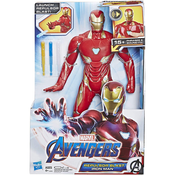 Avengers Feature Figure Iron Man