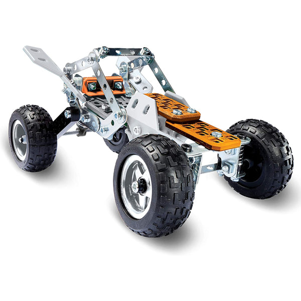 Meccano, 15-in-1 Super Truck, S.T.E.A.M. Building Kit