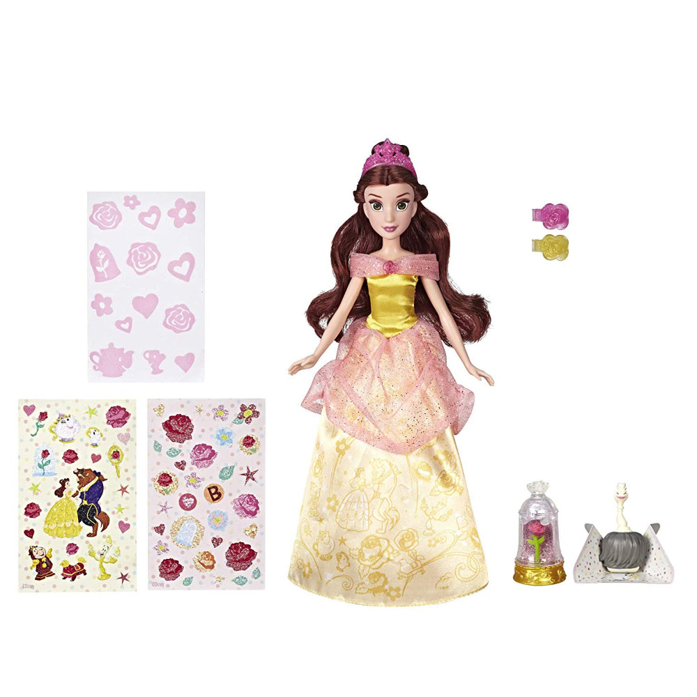 Disney Princess Glitter Belle  Image#1