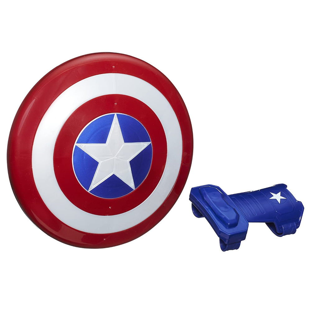 Avengers Captain America Magnetic Shield And Gauntlet
