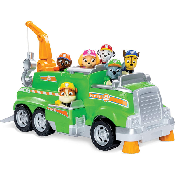 Paw Patrol  Vehicle  Team Rescue Rocky