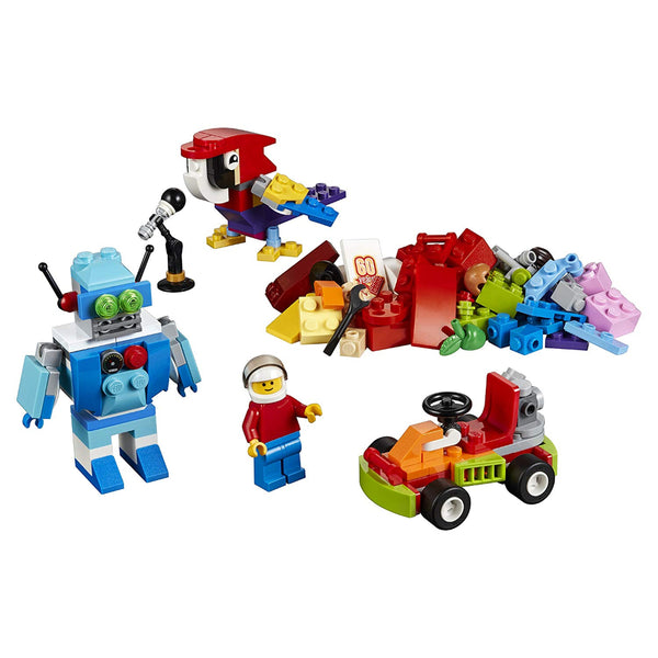 Lego Fun Future (186 Peices)