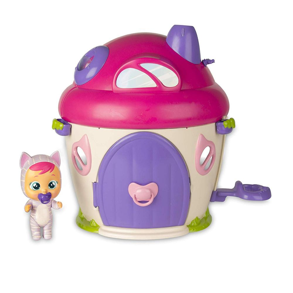 Cry Babies Playset Katie Super House  Image#1