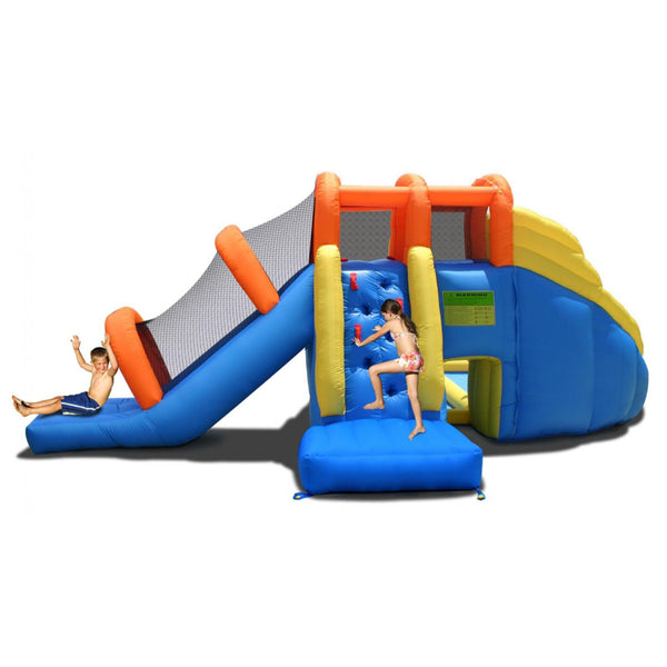 Happy Hop Inflatable 24ft x 21ft Mini Water Park