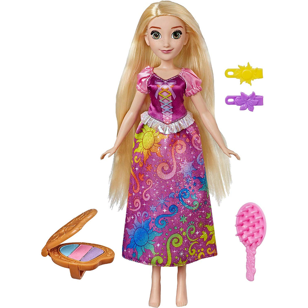 Disney Princess Rainbow Hair Rapunzel  Image#1