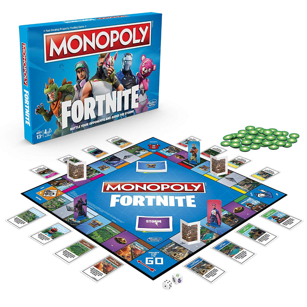 Monopoly Fortnite Edition  Image#2