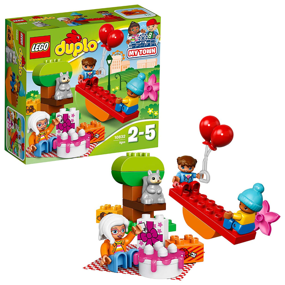Lego Duplo Birthday Picnic (19 Pieces)