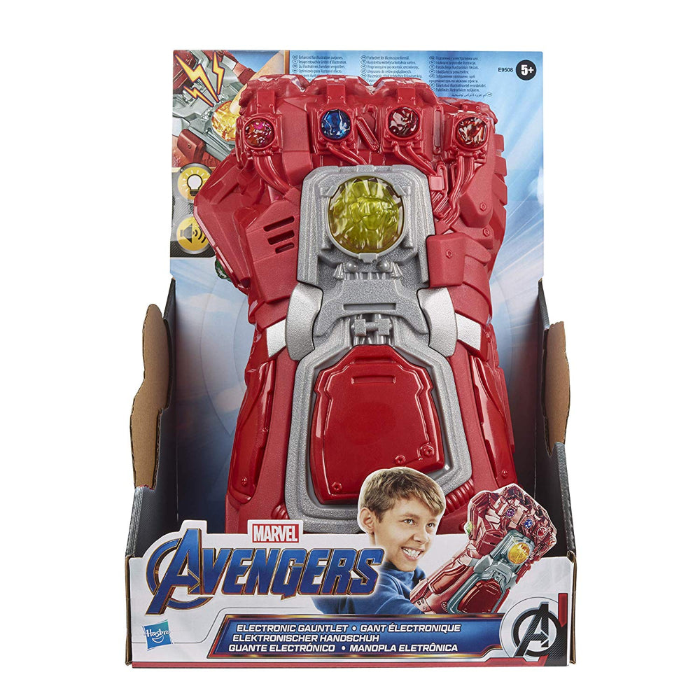 Avengers Red Electronic Gauntlet  Image#4
