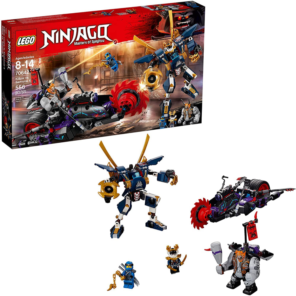 Lego Ninjago Killow vs. Samurai X