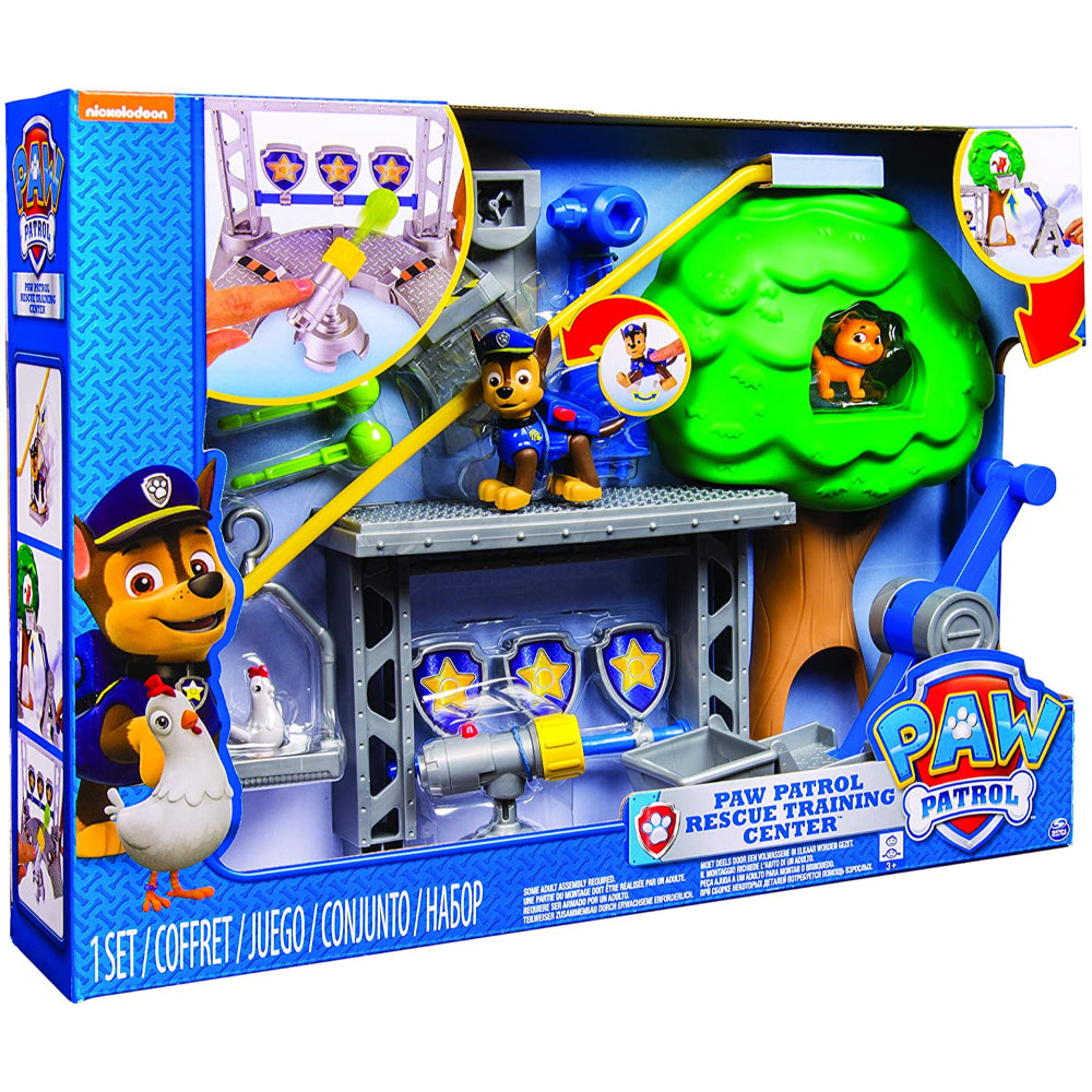 Paw Patrol Rescue Training Center