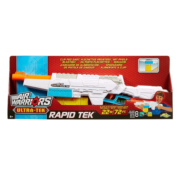 Air Warriors Ultra Rapid Tek Gun