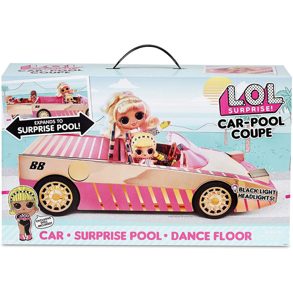 L.O.L. Surprise Car-Pool Coupe