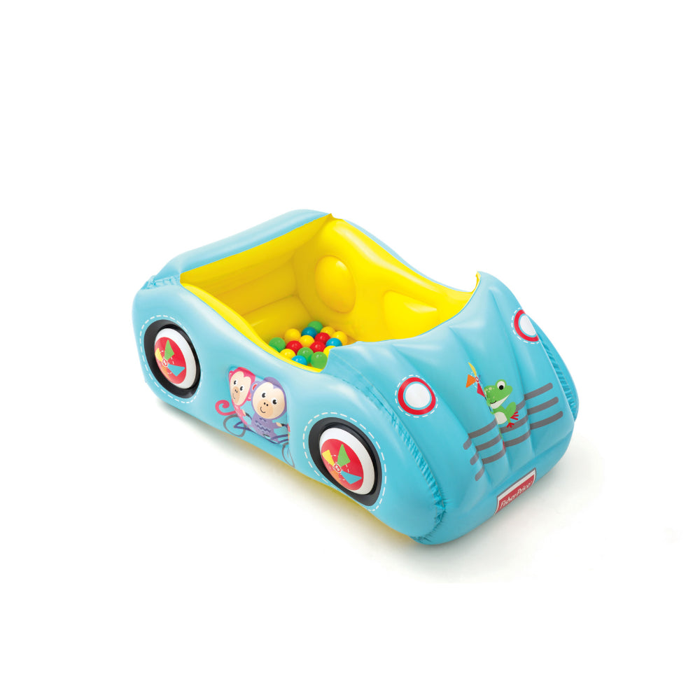 Bestway Fisher Price Race Car Ball Pit