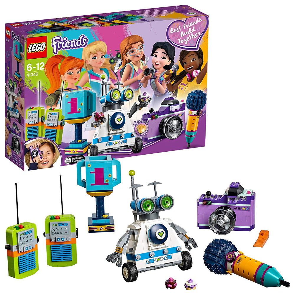 Lego Friends Friendship Box (563 Pieces)  Image#1