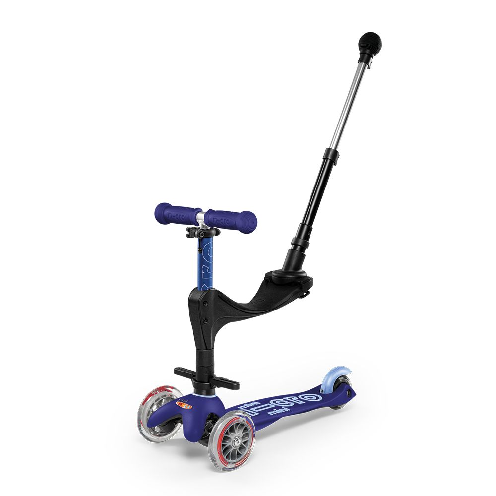 Microscooter Mini 3In1 Deluxe Blue