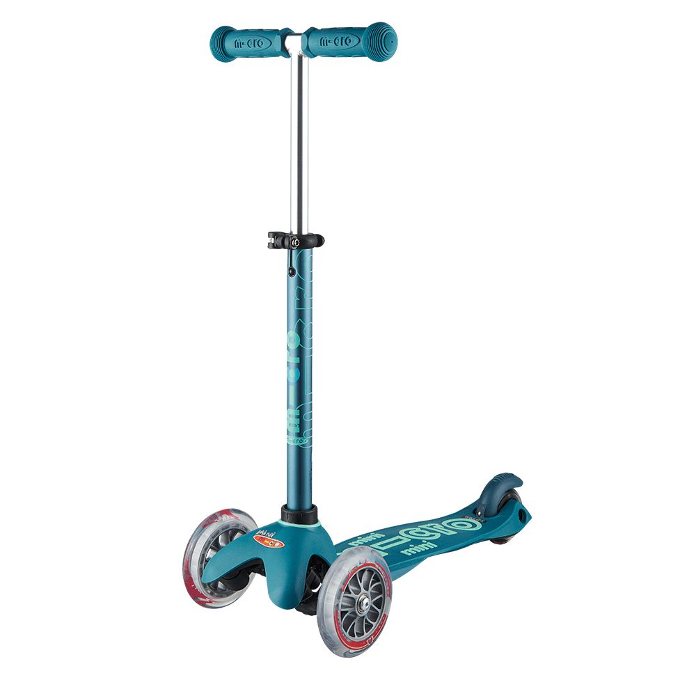 Microscooter Mini Deluxe Ice Blue