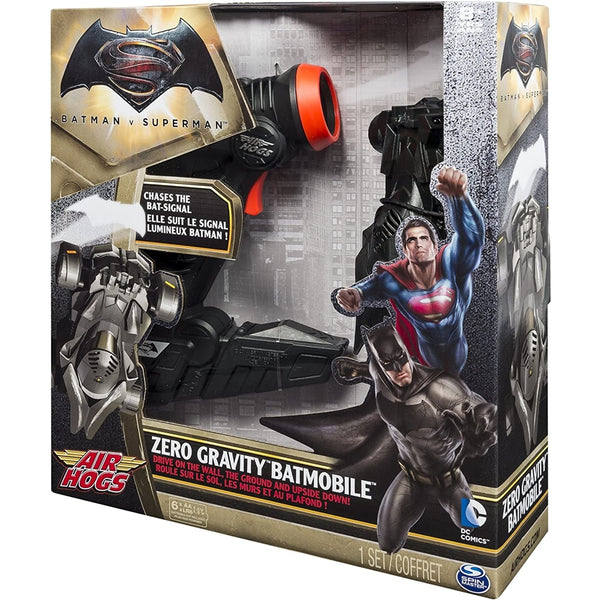 Air Hogs Batman Zero Gravity Batmobile