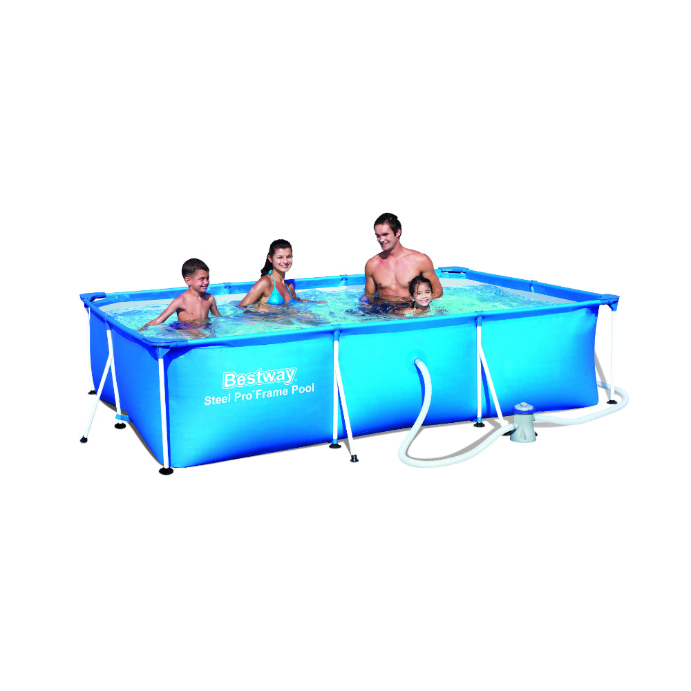 Bestway - Steel Pro Pool Set (3.00m x 2.01m x 66cm)