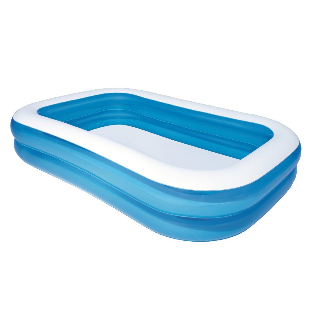 Bestway - Blue Rectangular Family Pool