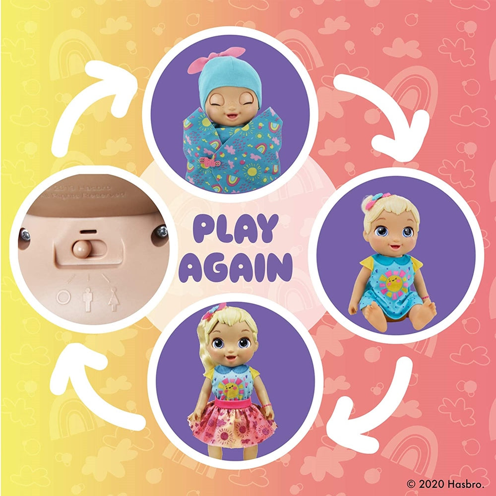 Baby Alive Baby Grows Up Happy  Image#6