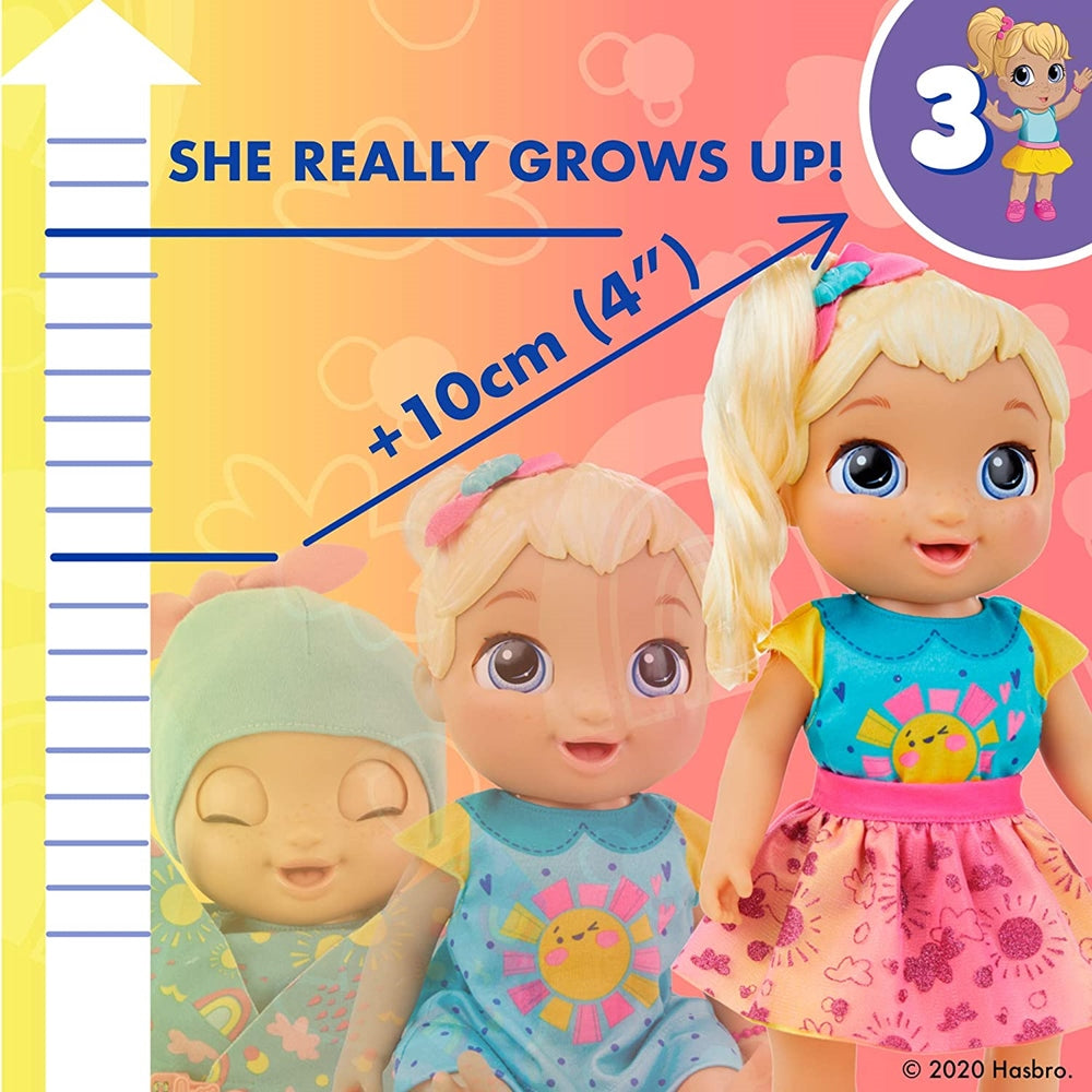 Baby Alive Baby Grows Up Happy  Image#5