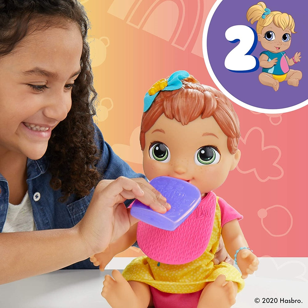 Baby Alive Baby Grows Up Happy  Image#4