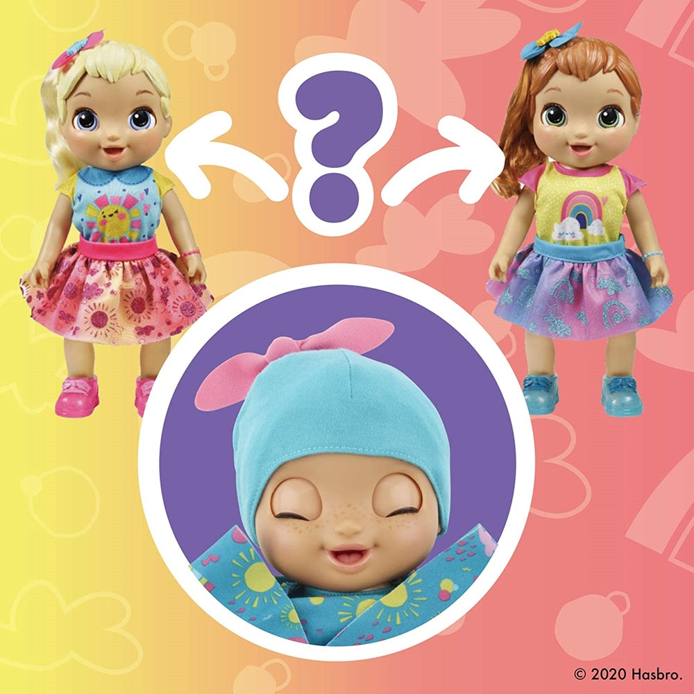 Baby Alive Baby Grows Up Happy  Image#7