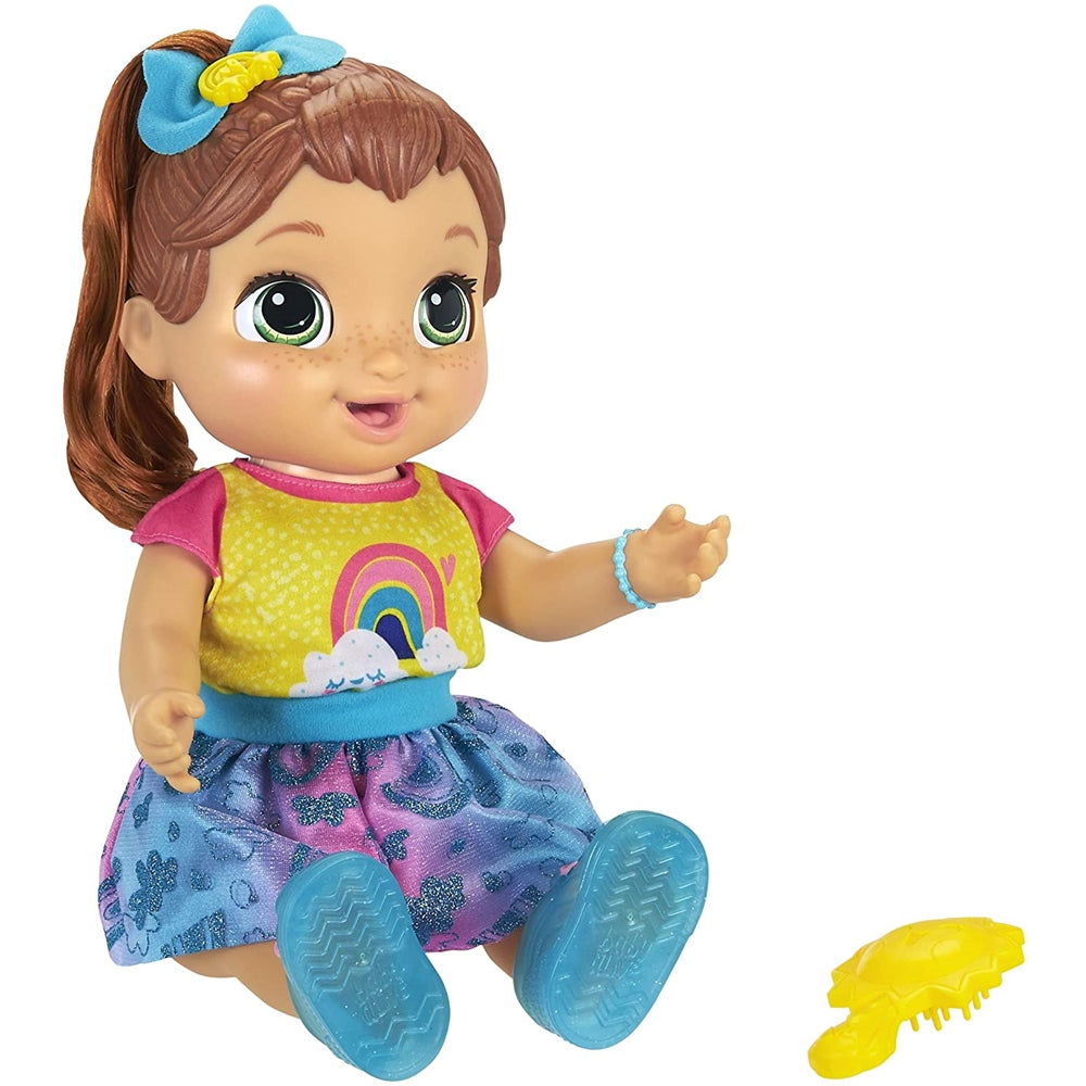 Baby Alive Baby Grows Up Happy  Image#8
