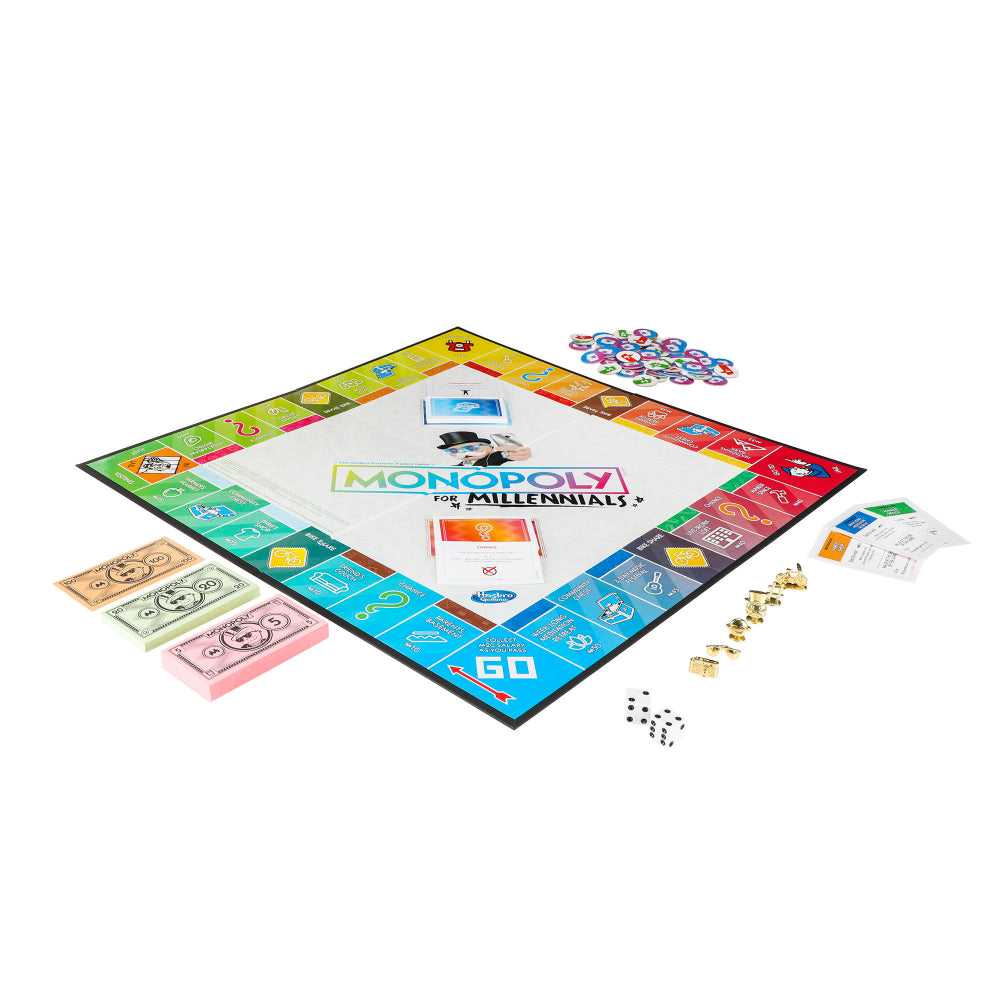 Monopoly Millennial Edition  Image#2