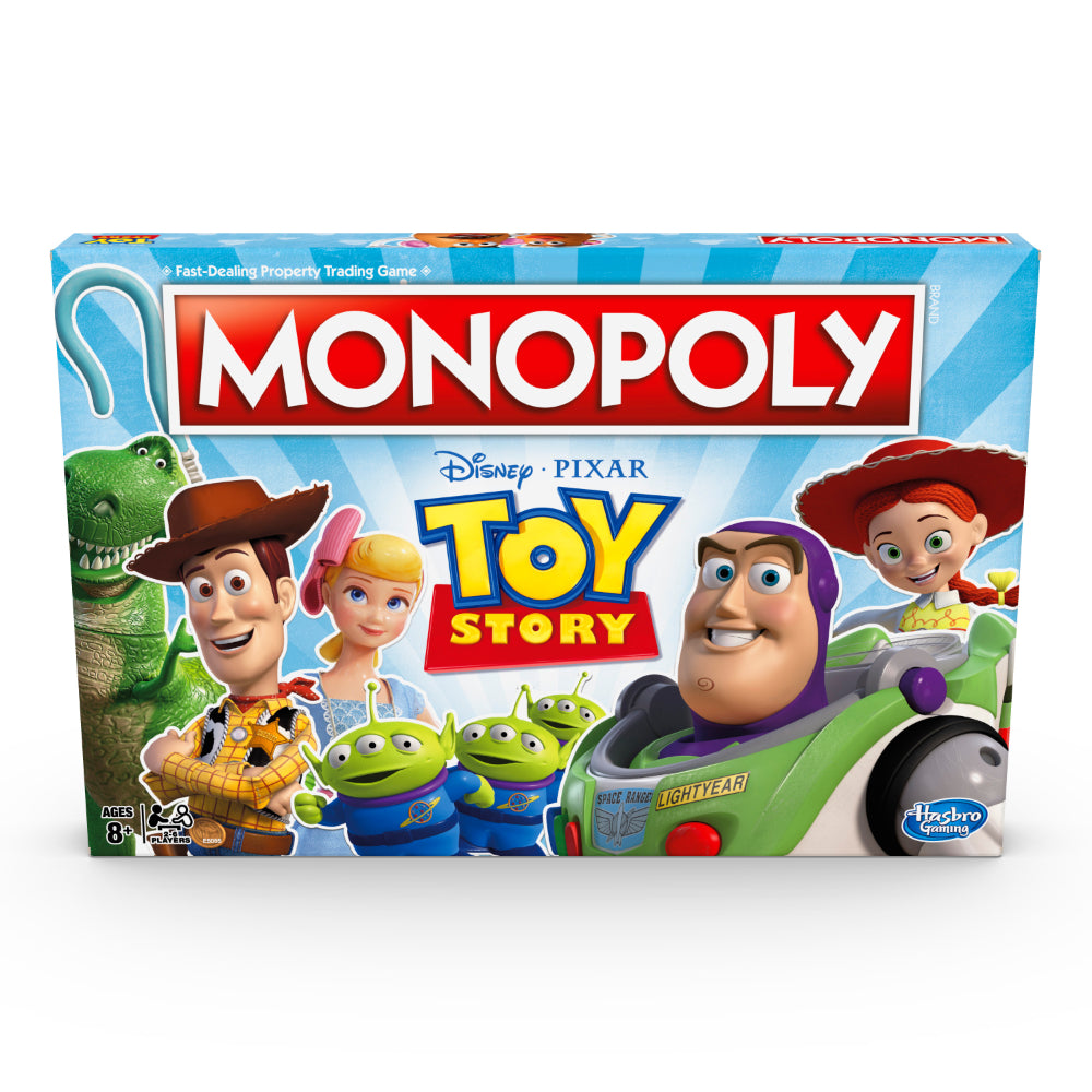 Monopoly Toy Story  Image#1