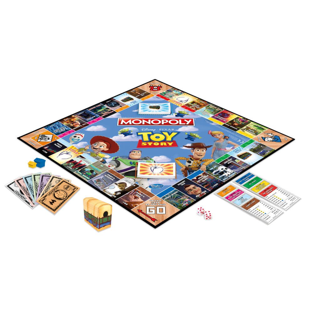 Monopoly Toy Story  Image#2