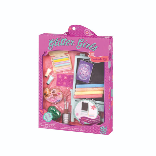 Glitter Girls Arts & Crafts Accessory Set