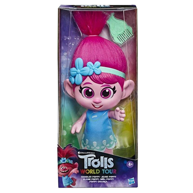 Trolls Toddler Poppy