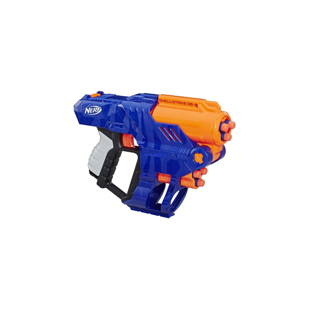 Nerf  Elite Shellstrike Ds 6
