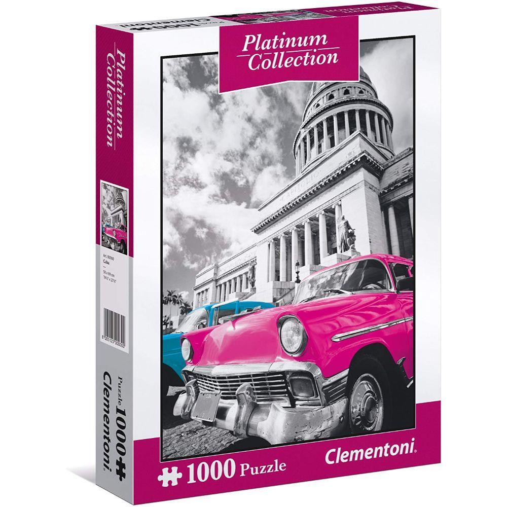 Clementoni Platinum Collection The Cuba 1000 Pcs